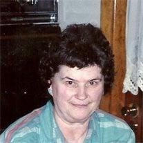 """Mrs. Yvonne """"Von"""" (Shelley) Groff"""