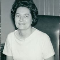Betty Ann Reynolds