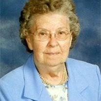 Mary Bartrug