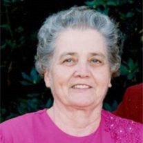 Geraldine Gerrie Morris