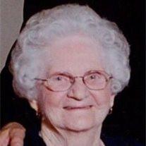 Alma Hawkins Satterfield