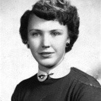 Christine Ethel McRobie