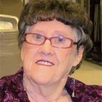 Pauline Rose Fluharty