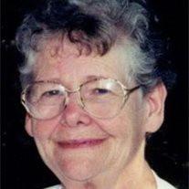 Mary Mae Jones