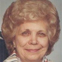 Edith Mae Hill