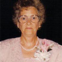 Janie Ruth  Stovall