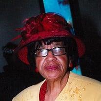 Mrs. Grace Louise Sutton
