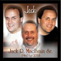 Mr. Jack  R. MacIlvain Sr.