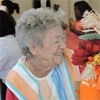Mrs. Velma Ola Mae Wages Young