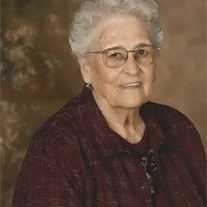 Mrs. Jewel Dean  Goolsby Young