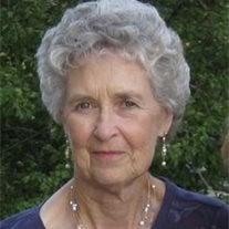 Mrs. Ruby Cunningham Horton