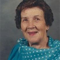 Mrs. Reva Ernestine Thompson Lorick