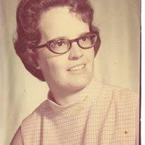 Mrs. Janie Louise Moore Ellenberg