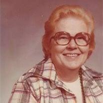 Ms. Inez Ida Miller