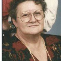 Mrs. Shirley Ann Carnes Menshew