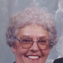 """Mrs. Norma Roberta """"Bertie"""" Tibbett Handerson"""