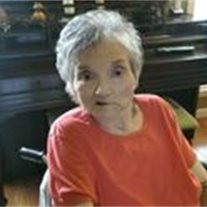 Mrs. Joyce Watkins Capps