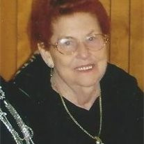 Mrs. Opal Louise West Johnson