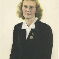 Hazel Luebke McCann