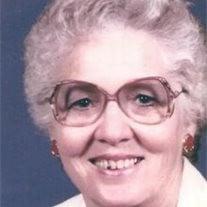 Mrs. Zeda Mae Branstetter Eason