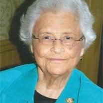 Mrs. Minnie Kate Clark Braswell