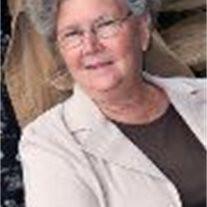 Mrs. Christine Keaton Ward