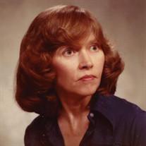 Patricia Ann Carls (née Sjolund)