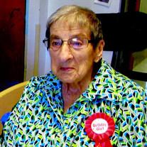 Mrs. Romelda Odetta Douglas