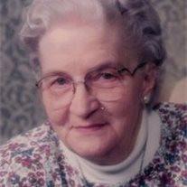 Lillian D.  Nye