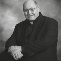 Monsignor Monte E.  Robinson
