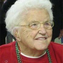 Eleanor M. Williams