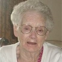 """Mildred P. """"Millie"""" Borne"""