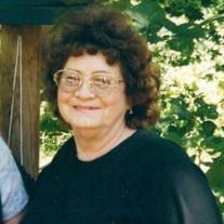 Betty Evelyn Priddy