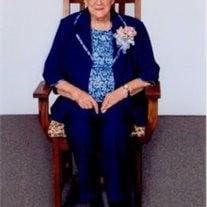 Mary Enid Burkhart
