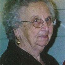 Maxine Gladys Calvert Dunlop
