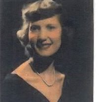 Mrs. Hazel Jane Evans