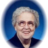 "Mrs. Margaret ""Peggy"" Nicolaisen"