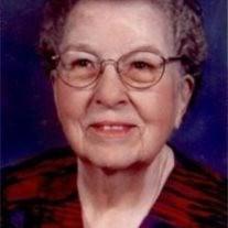 Evelyn Charlotte Crouse