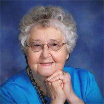 Mrs. Josephine V (Carr) Prentice