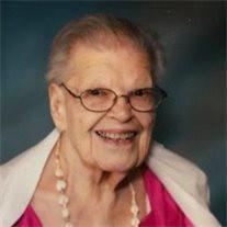 Mrs. Twilla June (Woods) Lehn