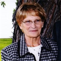 Mrs. Peggy A. (Wiley) Larson
