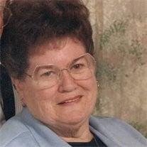 Mrs. Audrey E. (Brewer) Christensen
