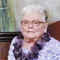 Mrs. Alda M. (Moon) Ellis