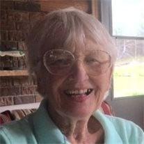 Betty Ann Camilla (Wood) Aronson