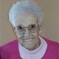 Mrs. Georgia Faye (Baldwin) Miller