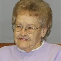 Mrs. Ruth M. (Beutner) Lutz
