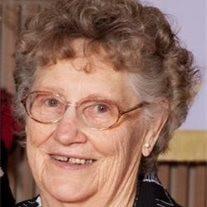 Mrs. Melva L. (Cords) Fletcher