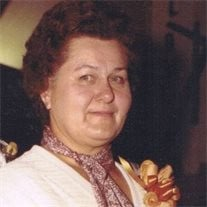 Mrs. Ruth E. (Nachtman) Fox