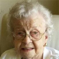 Mrs. Leona E. (Klein) Spann