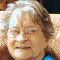 Mrs. Wilma J. (Bunn) Peters